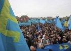 Tatarzy zapowiadają gospodarczą blokadę Krymu