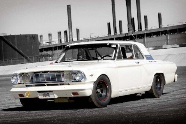 Holman-Moody 1964 Ford Fairline