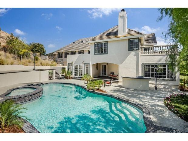Legenda koszykówki - Shaquille O'Neal - kupił nowy dom w Bell Canyon niedaleko Los Angeles