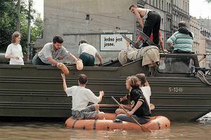 Kalendarium wielkiej powodzi z 1997 roku. Minęło już 20 lat!