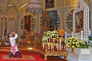 Nowym królem Tajlandii został książę Maha Vajiralongkorn