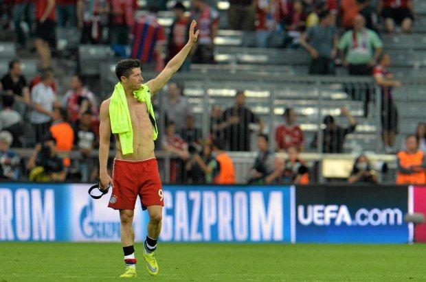 Robert Lewandowski gol z Mainz! Zobacz bramk� Lewandowskiego [WIDEO]