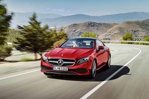 Mercedes klasy E Coupe | Znajdź różnice