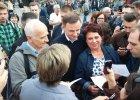 Wybory prezydenckie. Duda podczas spotkania z mieszkańcami Warszawy: wystąpię z PiS