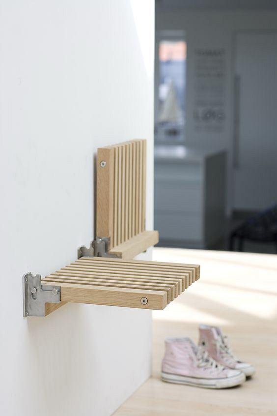 Pomys y na przedpok j w bloku aran acja ma ego przedpokoju zdj cie nr 13 - Furnishings for small spaces concept ...