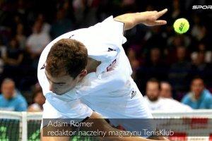 """Roland Garros. Janowicz w drugiej rundzie. Romer: """"Ten mecz trwał o godzinę za długo"""""""