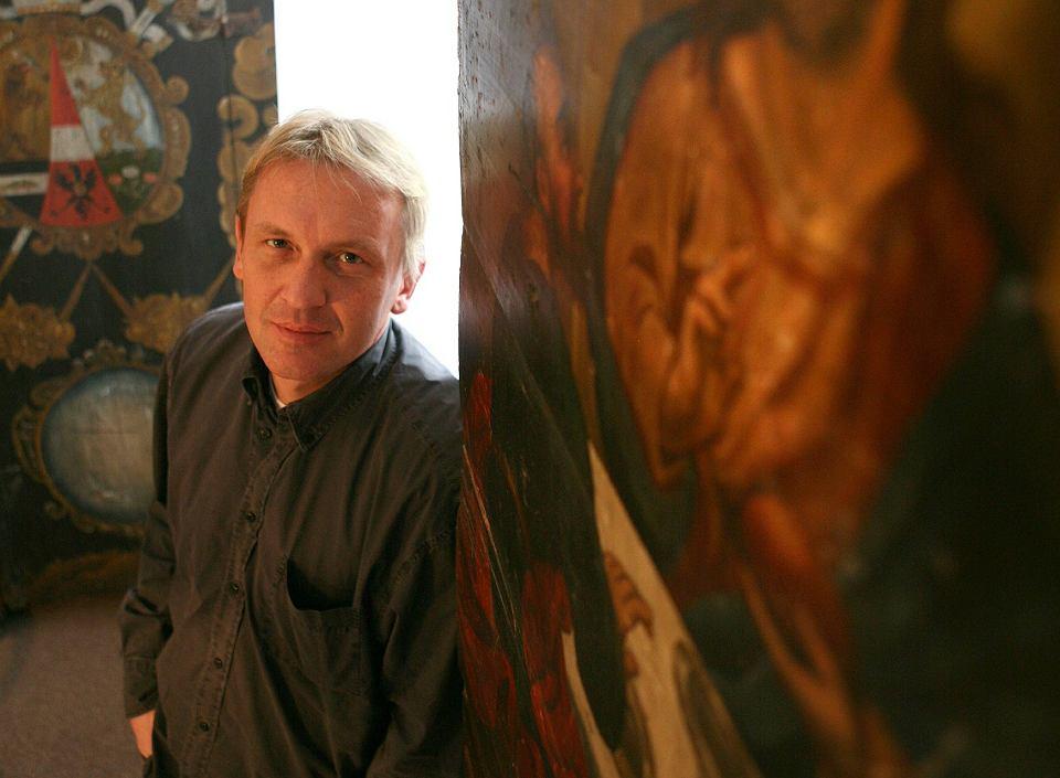 Ksiądz Zbigniew Czendlik