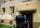 57-letni m�czyzna zastrzeli� si� podczas eksmisji z mieszkania