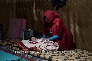 Kolęda syryjskich i polskich rodzin