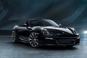 Galeria | Porsche 911 i Boxster Black Edition | Czer� w pe�nej krasie