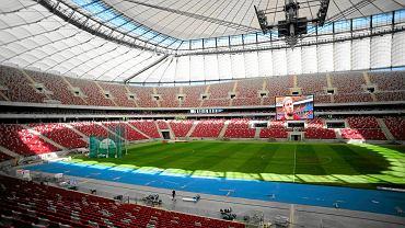Stadion Narodowy przygotowany na Memoriał Kamili Skolimowskiej