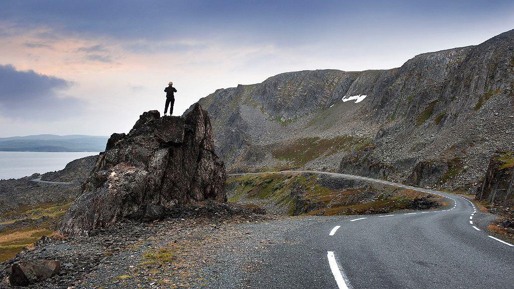 Trasa turystyczna Varanger