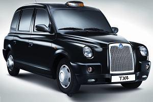 Londyńska taksówka trafi na kontynent