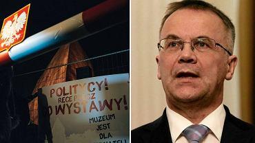 Jarosław Sellin o Muzeum II Wojny