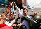 Wenezuela. Lider opozycji skazany na 13 lat wi�zienia za pod�eganie do protest�w