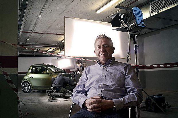 Rinderknecht urodził się 25 listopada 1955 roku w Zurychu
