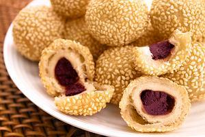 Jian dui - chińskie kulki sezamowe