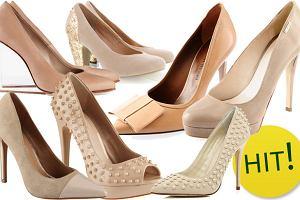 622cb7cb99 Cieliste buty na imprezę - ponad 60 propozycji