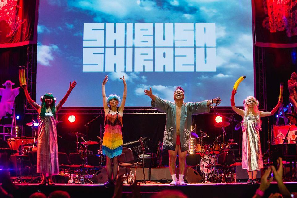 Shibusashirazu Orchestra Tour