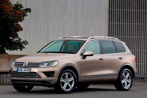 VW Touareg Business Line | Bogate wyposażenie, okazyjna cena