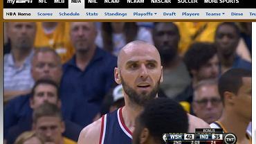 Marcin Gortat na ESPN.com