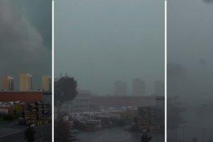 Burze nad Polską. Gwałtowne burze i ulewy przeszły przez cały kraj. Połamane drzewa, zerwane dachy... [ZDJĘCIA]