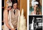 �lubne inspiracje: jak zorganizowa� wesele w stylu lat 20.?