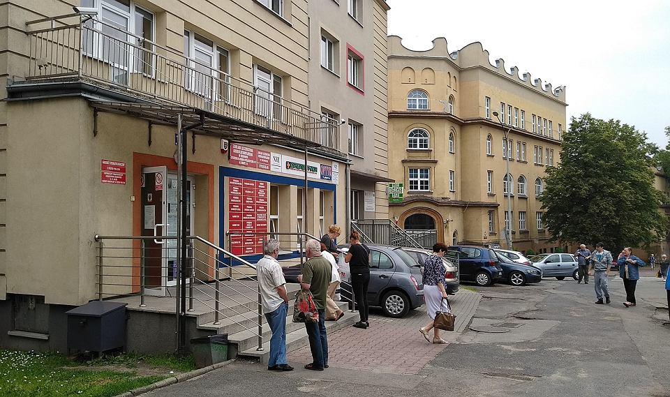 Przychodnię na Wawelu w Sosnowcu czeka trzyletni remont