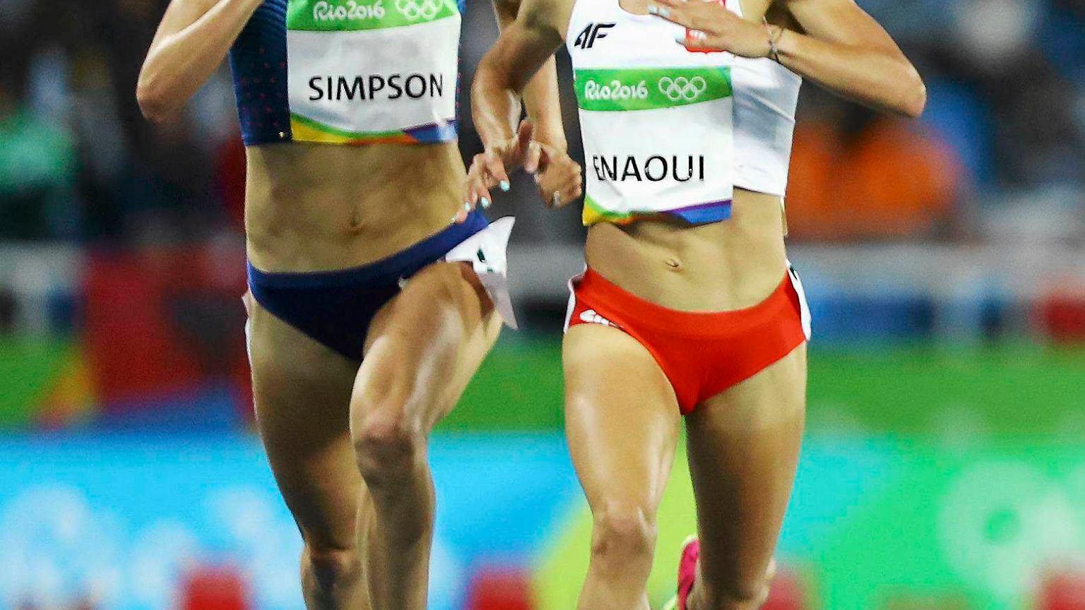 Rio 2016. Sofia Ennaoui w finale na 1500 metrów - zdjęcie nr 5