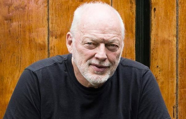 """Do sieci trafiło wideo przybliżające prace nad najnowszym singlem Gilmoura """"Today""""."""
