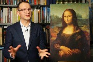 """Mona Lisa"" - 500 lat tajemnicy. Architecture is a good idea"