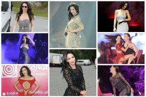 Justyna Steczkowska sko�czy�a 43 lata! Wybra�y�my 15 najseksowniejszych stylizacji piosenkarki. Ale� ona ma figur�! [ARCHIWALNE ZDJ�CIA]
