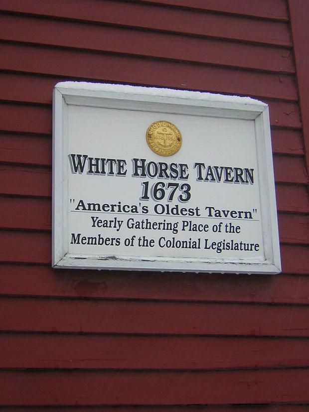 White Horse Tavern (USA)