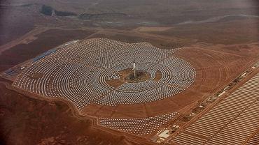 Elektrownia słoneczna w Warzazat, Maroko