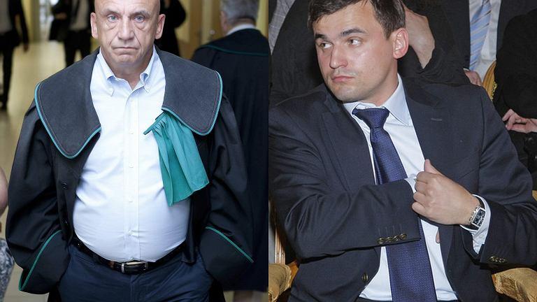 Marek Dubieniecki i Marcin Dubieniecki