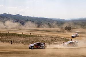 Rallycross. Topowe auta z mistrzostw świata w mistrzostwach Polski. Przyspieszenie lepsze niż w F1