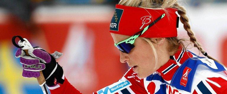 """30 km """"klasykiem"""" po norwesku. Zwyci�a Johaug przed Bjoergen. Kowalczyk daleko"""