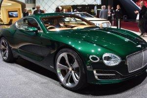 Bentley | Dwa nowe modele wejd� do produkcji