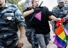 Fotoreportaż z Rosji. Powiedz, co myślisz o gejach