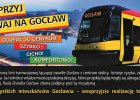 Mobilizacja na Goc�awiu. Mieszka�cy walcz� o tramwaj