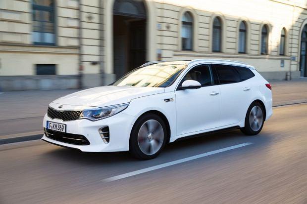 Kia Optima GT | Ceny w Polsce | Mocno i nie tak tanio
