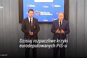 Opozycja o rezolucji PE: Mamy wsparcie partii nacjonalistycznych. To fiasko polskiej polityki w Europie