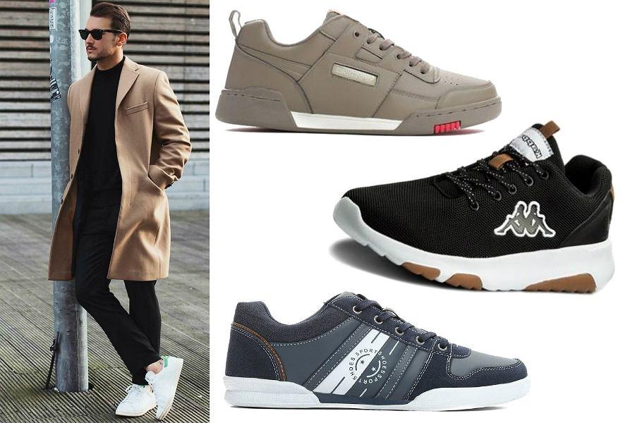 2d48da21c598c Męskie buty na jesień: modne propozycje w niskich cenach. Znajdź ...