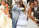 Setki go�ci, wesele w zamku i miliony za zdj�cia - tak wygl�da�y bajeczne �luby najbogatszych pi�karzy!