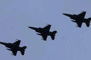 Rosyjski samolot przechwycony przez F-16. Naruszy� przestrze� powietrzn� Estonii
