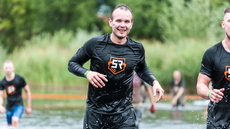 Survival Race by Fortiven Activ Gel we Wrocławiu