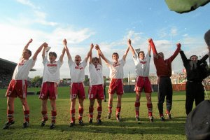 20 lat od horroru: Legia - Widzew. Byłem w niebie, a skończyłem w piekle