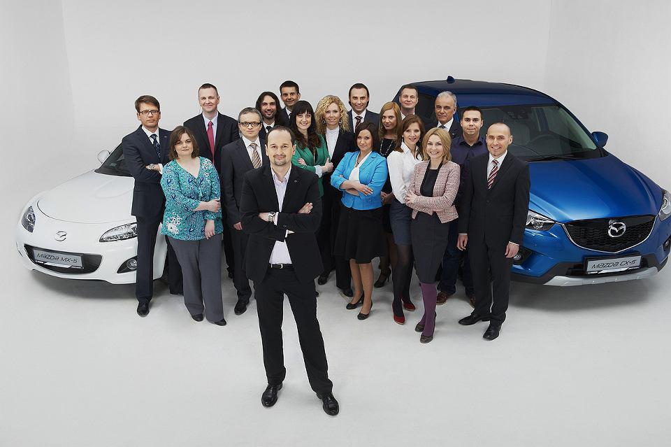 Zespół Mazda Motor Poland