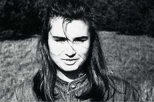 Joanna Brodzik w 1990 roku