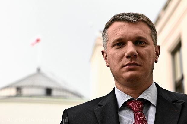 Poseł Przemysław Wipler